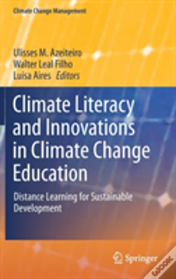 Wook.pt - Climate Literacy And Innovations In Climate Change Education