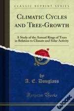 Climatic Cycles And Tree-Growth