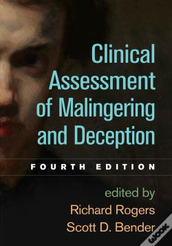 Wook.pt - Clinical Assessment Of Malingering And Deception, Fourth Edition