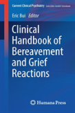 Clinical Handbook Of Bereavement And Grief Reactions
