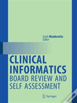Wook.pt - Clinical Informatics Board Review And Self Assessment