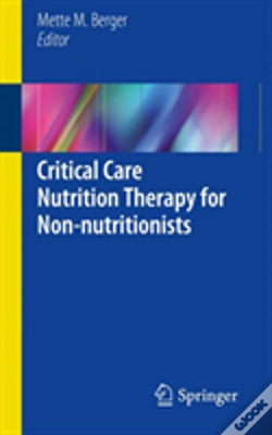 Wook.pt - Clinical Nutrition Management In Complex Icu Cases