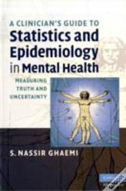 Wook.pt - Clinician'S Guide To Statistics And Epidemiology In Mental Health
