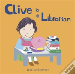 Wook.pt - Clive Is A Librarian