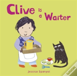 Wook.pt - Clive Is A Waiter