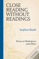 Close Reading Without Readingspb
