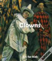 Clowns Puzzle Book