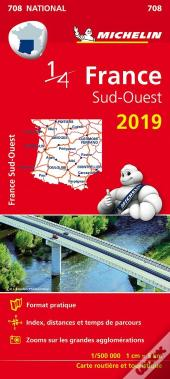 Cn 708 France Sud-Ouest 2019