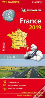Cn 791 France Plastifiee 2019