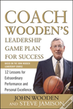 Wook.pt - Coach Wooden'S Leadership Game Plan For Success