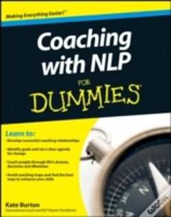 Wook.pt - Coaching With Nlp For Dummies