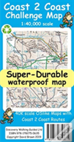 Coast 2 Coast Super-Durable Challenge Map