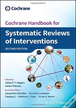 Wook.pt - Cochrane Handbook For Systematic Reviews Of Interventions