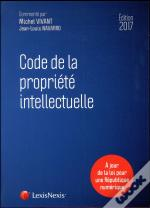 Code De La Propriete Intellectuelle 2017