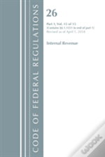 Code Of Federal Regulations, Title 26 Internal Revenue 1.1551-End, Revised As Of April 1, 2018