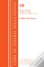 Code Of Federal Regulations, Title 50 Wildlife And Fisheries 17.95(B), Revised As Of October 1, 2017