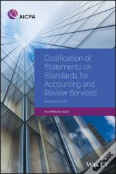 Codification Of Statements On Standards For Accounting And Review Services, Numbers 21 - 25