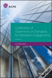 Codification Of Statements On Standards For Attestation Engagements