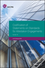 Codification Of Statements On Standards For Attestation Engagements, January 2018