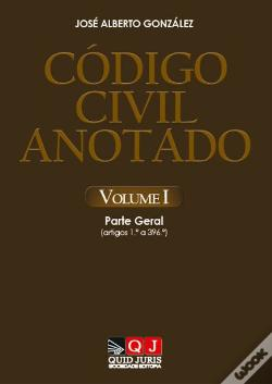 Wook.pt - Código Civil Anotado - Volume I