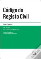 Código do Registo Civil - Anotado e Comentado 2011