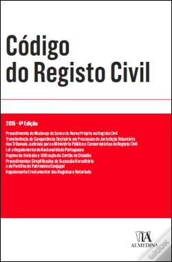 Wook.pt - Código do Registo Civil