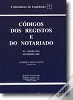 Códigos dos Registos e do Notariado