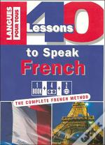 Coffret 40 Lessons To Speak French