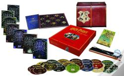 Wook.pt - Coffret Collector Harry Potter