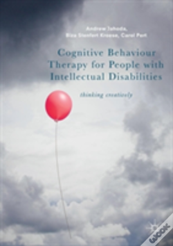 Wook.pt - Cognitive Behaviour Therapy For People With Intellectual Disabilities