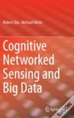 Cognitive Networked Sensing