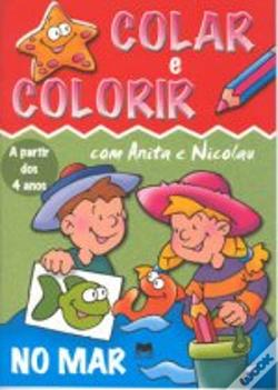Wook.pt - Colar e Colorir - No Mar