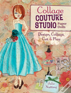 Wook.pt - Collage Couture Studio Paper Dolls