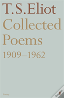 Wook.pt - Collected Poems 1909-1962