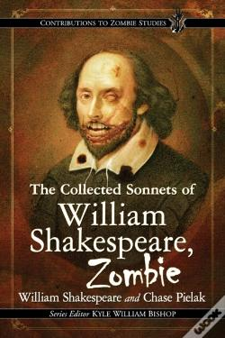 Wook.pt - Collected Sonnets Of William Shakespeare, Zombie