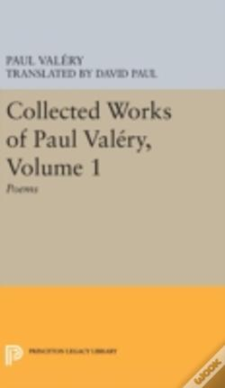 Wook.pt - Collected Works Of Paul Valery, Volume 1