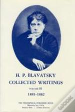COLLECTED WRITINGS1881-82