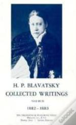 Collected Writings1882-83