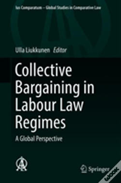 Wook.pt - Collective Bargaining In Labour Law Regimes