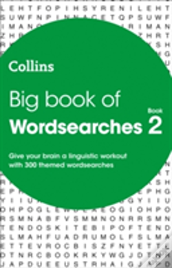 Wook.pt - Collins Big Book Of Wordsearch Book 2