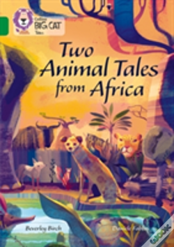 Wook.pt - Collins Big Cat - A Collection Of Folk Tales From Kenya
