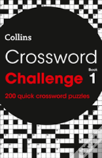 Collins Challenge Crosswords Book 1