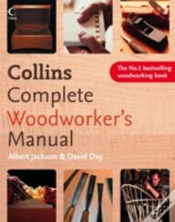 Wook.pt - Collins Complete Woodworker'S Manual