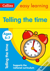 Collins Easy Learning Age 5-7 - Telling Time Ages 5-7
