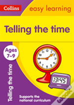 Collins Easy Learning Age 7-11 - Telling Time Ages 7-9
