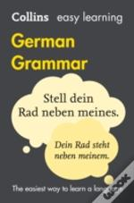 Collins Easy Learning German - Easy Learning German Grammar