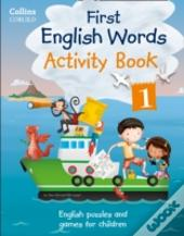 Collins First - First English Words Activity Book 1