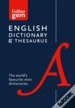 Collins Gem - Dictionary And Thesaurus