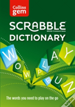 Wook.pt - Collins Gem Scrabble Dictionary