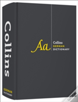 Wook.pt - Collins German Dictionary Complete And Unabridged Edition